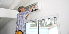 Как самому почистить кондиционер дома: особенности чистки и безопасность