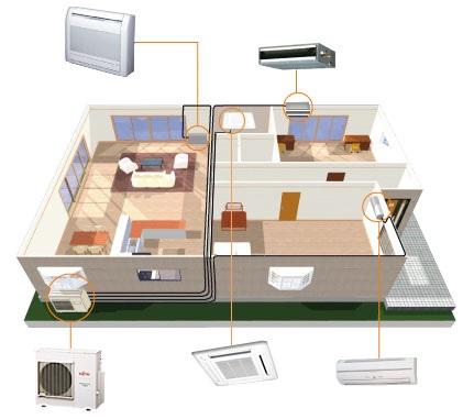 Устройства для вентиляционной системы квартирного помещения