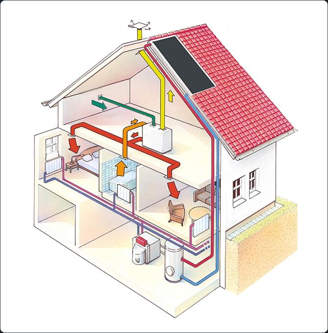 Самостоятельный демонтаж домашней вентиляции