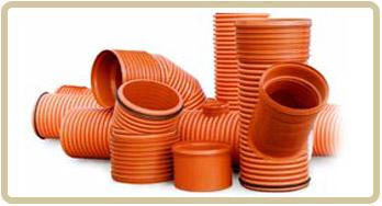 Вентиляционные трубы из пластика