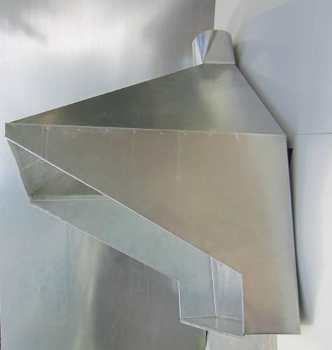 Зонт для вытяжного типа вентиляции