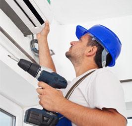 Как выполняется установка кондиционера в доме