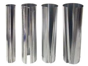 Вентиляционные трубы из стали