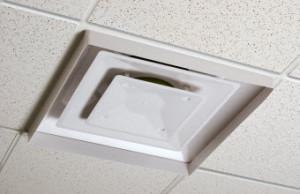 Потолочный дефлектор