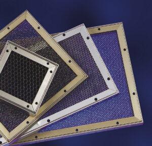 Сеточные фильтры для вентиляции