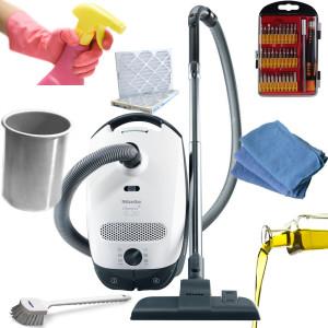 Инструменты для очистки кондиционера