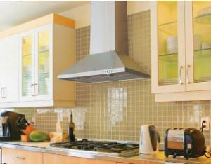 Кухонная вытяжка в доме