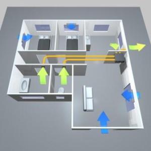 Квартирная система вентиляции