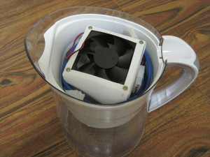 Конструкция мини-кондиционера