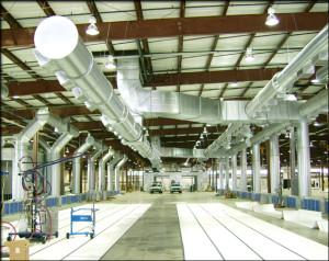 Производственная вентиляция