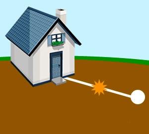 Удаление канализации для лучшей вентиляции