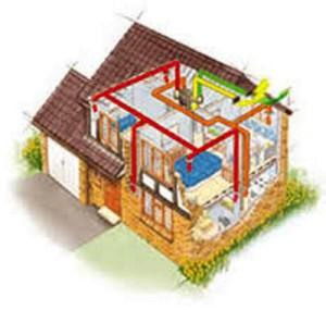 Домашняя вентиляционная система