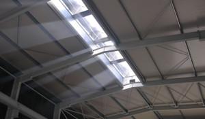 Вентиляционная система на складе