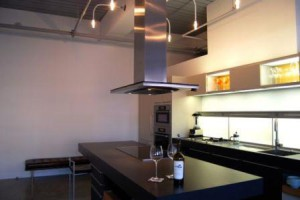 Высота кухонной вытяжки