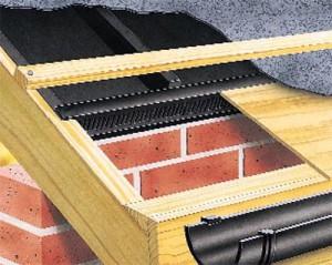 Система вентиляции под крышей