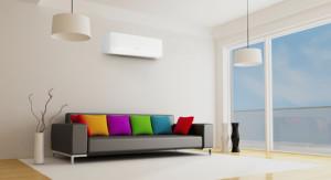 Сплит система в большой квартире