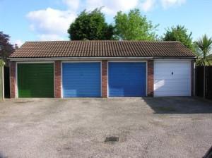 Автомобильные гаражи