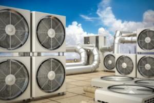 Наружные элементы системы вентиляции