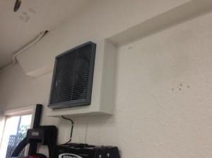 Вытяжная вентиляция гаража