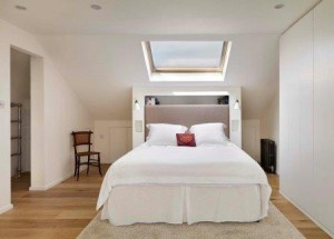 Вентиляция в доме на потолке