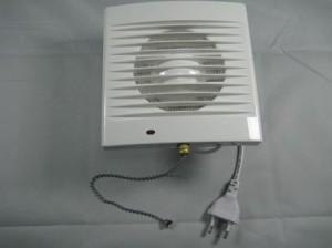 Вентилятор-вытяжка для туалета