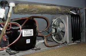 Старый холодильник пригодится для самодельного кондиционера