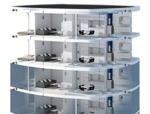 Вентиляционная система в многоквартирном доме