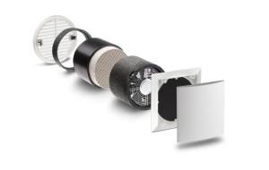 Конструкция вентилятора вентиляционной системы