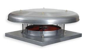Вентилятор для крыши