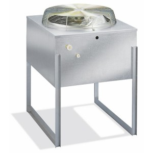 Конденсаторное устройство вентиляции
