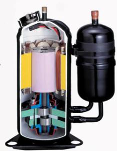Агрегат на инверторном компрессоре