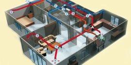 Разновидности вентиляционных систем и особенности их установки