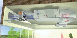 Как самостоятельно установить в доме приточную систему вентиляции?