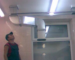 Проверка эффективности системы вентиляции