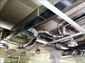 Как выглядит вентиляция на производстве