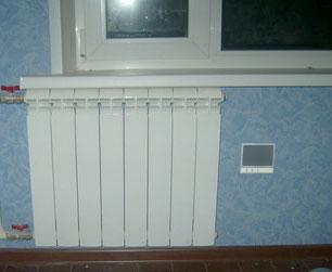 Вентиляционная установка в стене квартиры
