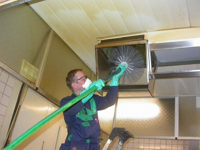 Как прочищать вентиляцию