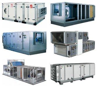 Виды промышленных устройств-кондиционеров