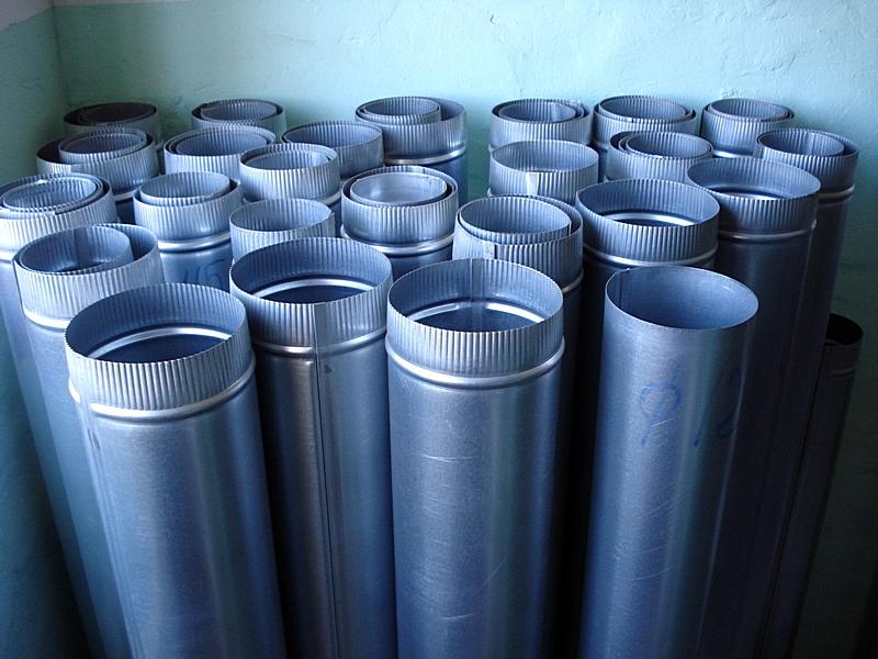 Какие бывают вентиляционные трубы
