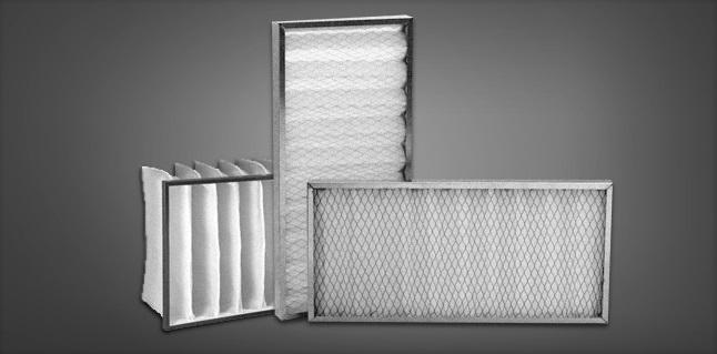 Конструкции вентиляционных фильтров
