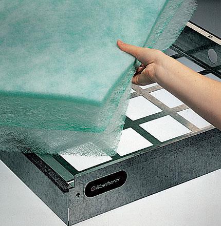 Какой выбрать материал для вентиляционных фильтров