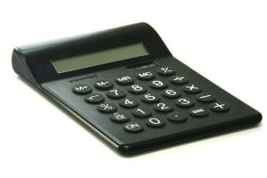 Расчёты с помощью калькулятора