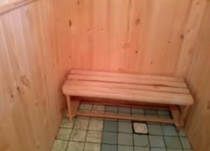 Небольшая баня