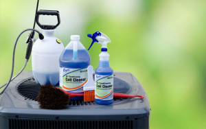 Средства для очистки кондиционера