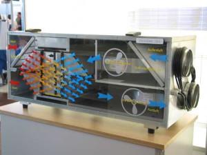Рекуперация и вентиляция