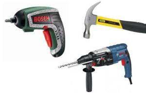 Инструменты для монтажных работ