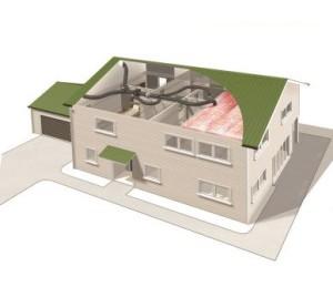 Принудительная вентиляция дома