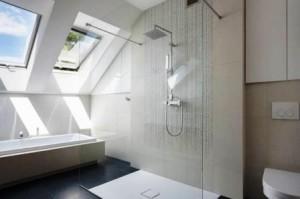Ванная с естественной вентиляцией