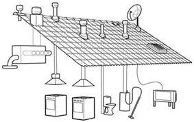 Устройство принудительной вентиляции в доме
