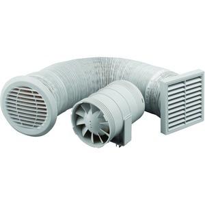 Воздуховод для вытяжки в туалете